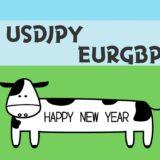【戦略】勝負師の心が疼いちゃう!EURGBP、USDJPY